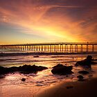 Ellwood Pier 1 - Goleta, California by Firesuite