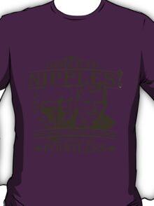 Toast to Nipples (dark apparel) T-Shirt