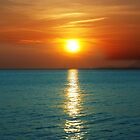 Sunset over ocean by MotHaiBaPhoto Dmitry & Olga