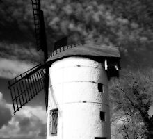 Windmill by Angela Cooke