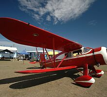 WACO @ Toogoolwah Festival Of Flight 2009 by muz2142