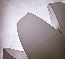 The Lotus Building by Dean Mullin
