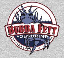 Bubba Fett's Yobshrimp Restaurant by cubik