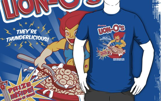 Lion-O's Cereal by Bamboota