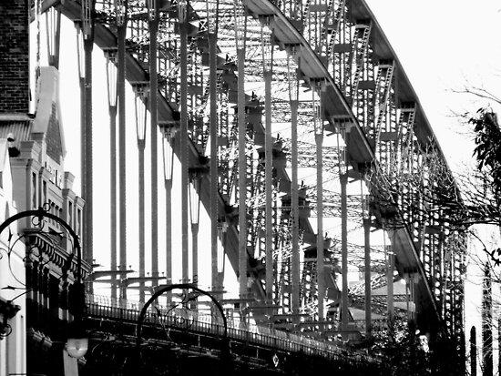 Harbour Bridge View 10 by Paul Todd
