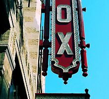 The Legendary Fox Theater by TrickWild