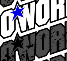 Do Work! 1 Sticker