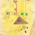 Flying Machine by Jenny Davis