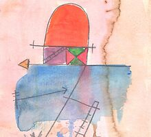 Sea Voyage by Jenny Davis