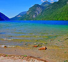 Lake Königssee 04. Germany. by Daidalos