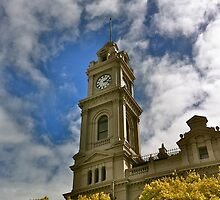 Old Geelong Post Office by LJ_©BlaKbird Photography