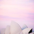 Sails at Sunset by Beth Jennings