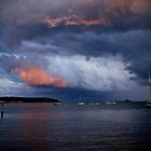 Batemans Bay At Dusk by Tamara Dandy