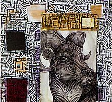 Totem III by Lynnette Shelley