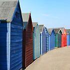 Herne Bay Beach Huts... by ElsieBell