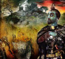 Mystical Adventures (art & poetry) by Rhonda Strickland
