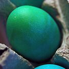 Easter Eggs by Cassie Jahn