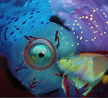 One fish, two fish, three fish, BIG FISH by Stevn Dutton