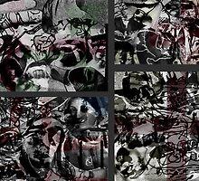 Zona extrema de Violencia by Desoulos Works