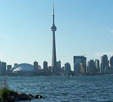 Lake Front - Toronto, Ont by CJuanita