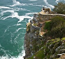 { where the two oceans meet } by Brooke Reynolds