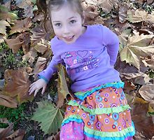Zoe In The Autumn by DEB CAMERON