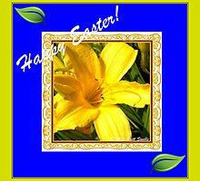 Happy Easter!!! by Maj-Britt Simble