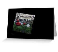 TTV Image ( Through The Viewfinder)# 6 UWA Cards Greeting Card