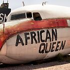 African Queen by SuddenJim