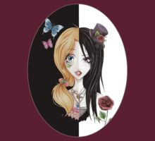 Yin Yang of Japanese Fashion by MissCake