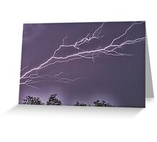 The Beauty and Awe of Nature! Greeting Card