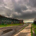 The Sad Decadence Of Port Baikal by Dmitry Shytsko