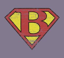 Super Vintage B Logo by Adam Campen