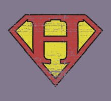 Super Vintage H Logo by Adam Campen