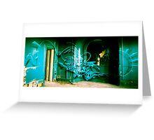 Lillesden Graffiti #4 Greeting Card