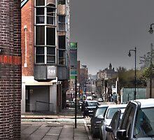 Livery Street, Birmingham by Marie Craig