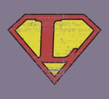 Super Vintage L Logo by Adam Campen