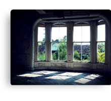 Lux ~ Lillesden School Canvas Print