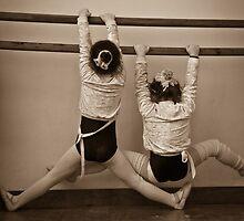 Little dancer by BennyPH
