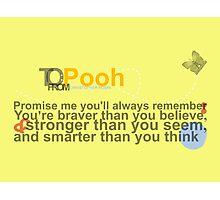 Promise Photographic Print