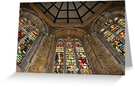 ~ Lady Chapel ~ by Lynda Heins