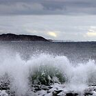 Waves Collide by cazempy