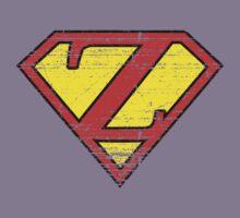 Vintage Z Letter by adamcampen