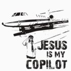 Jesus is my copilot by kennypepermans