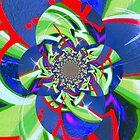 Twisted Graffiti by David Schroeder