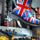 Market Life - Camden Town by Victoria limerick