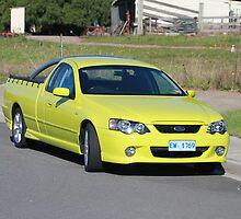 Ford Power - Laubceston Tasmania by PaulWJewell