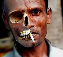 smoking effects by JYOTIRMOY Portfolio Photographer