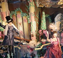 Lord & Taylor Holiday Windows, New York City by lenspiro