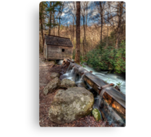 Tub Mill Canvas Print